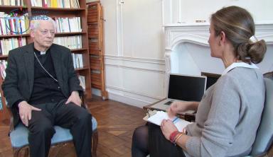 Entretien avec Mgr Aumonier : L'originalité de l'Enseignement catholique